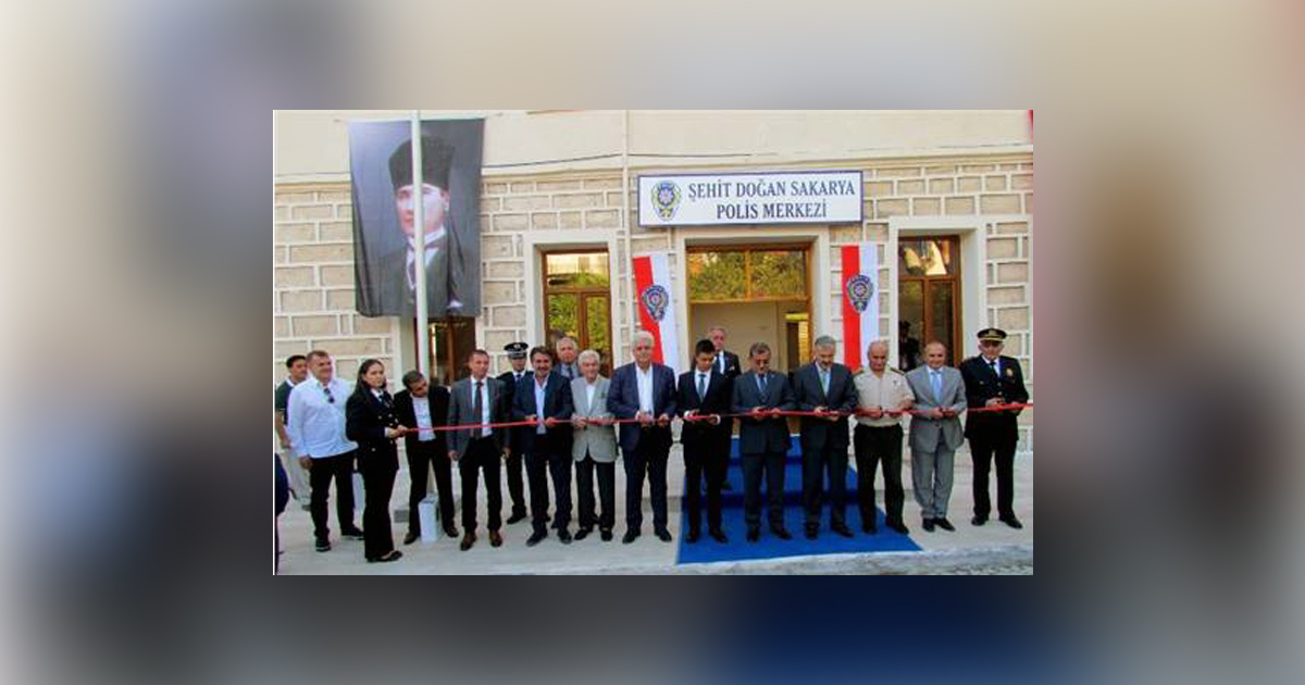 Mahir Vural Supports Police Center Named After Martyr Officer