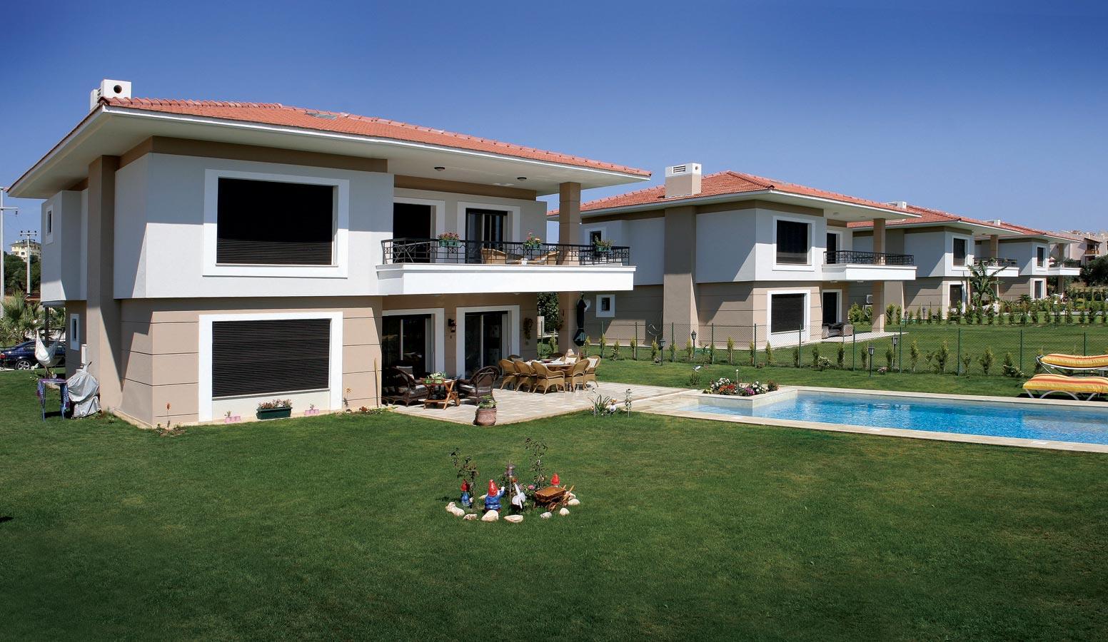 Akça Villaları Bahçe