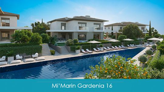 Mi'Marin Gardenia 16