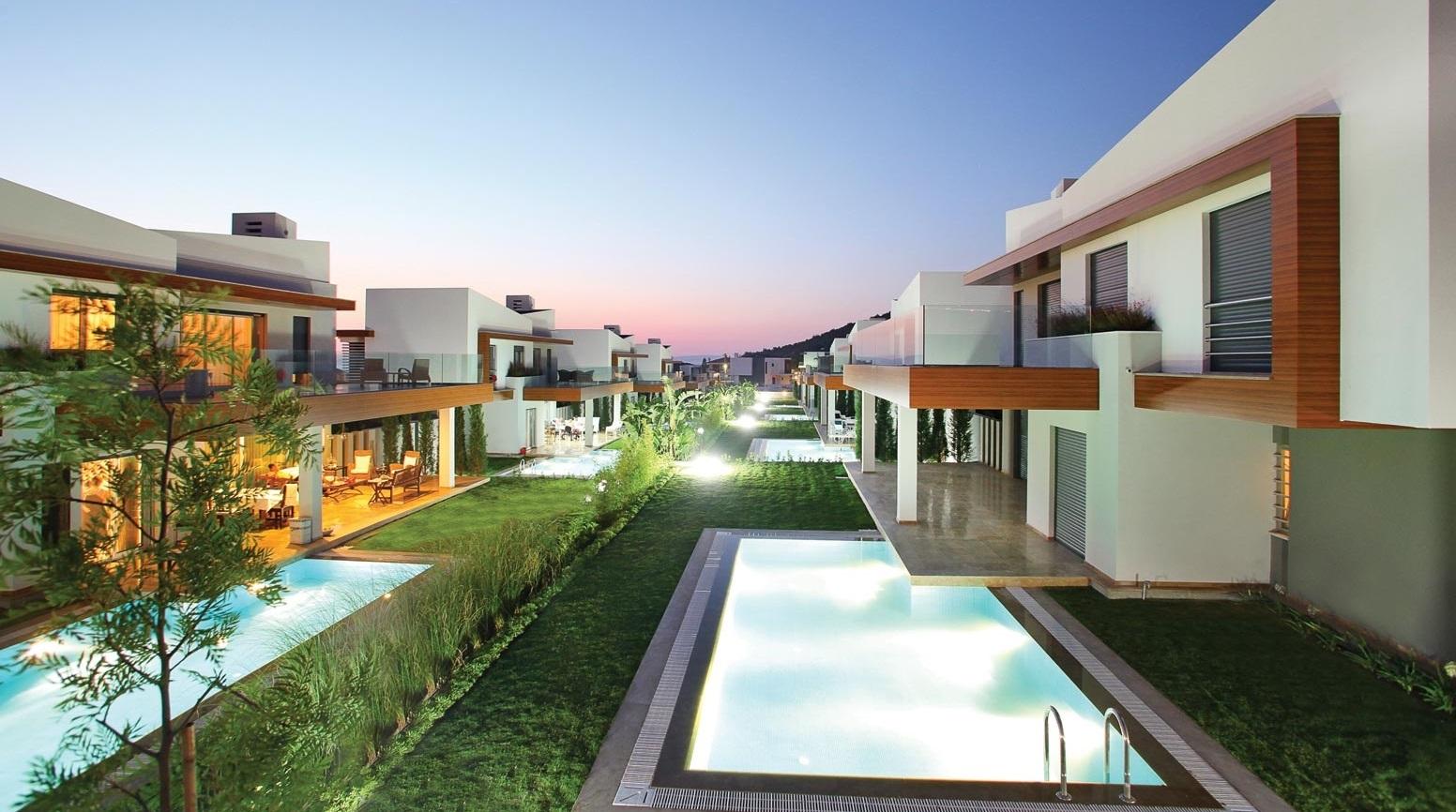 Mi'Marin Ilıca Villas