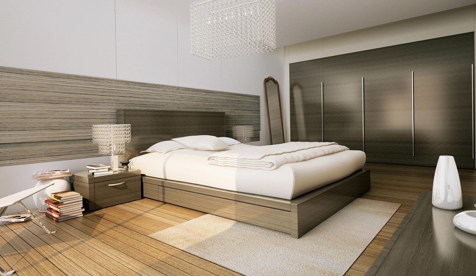 Mi'Marin Mavişehir Residence yatak odası