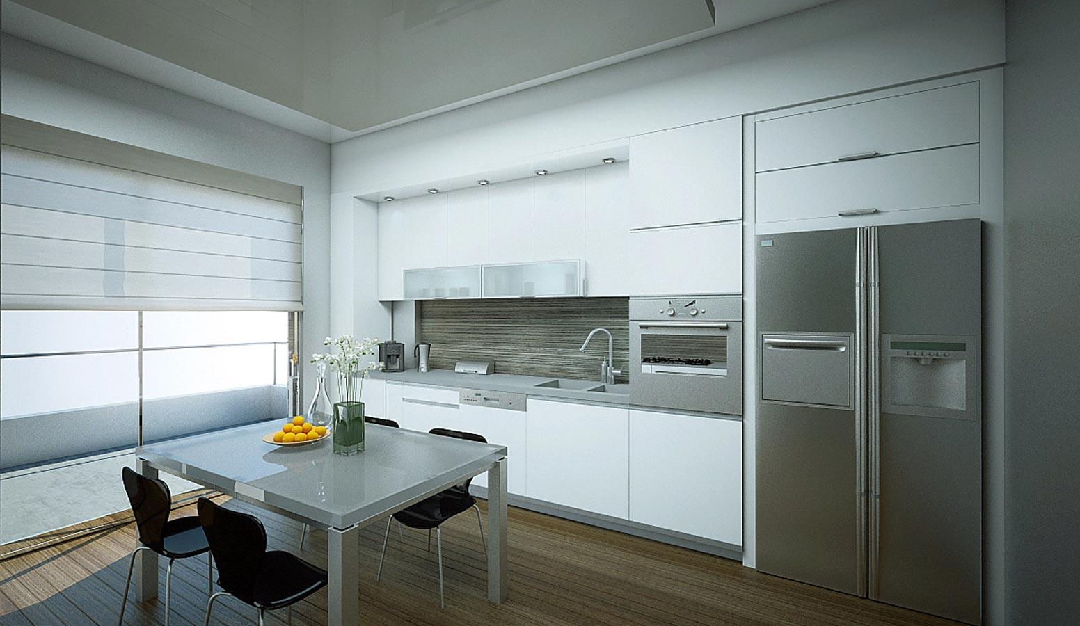 Mi'Marin Mavişehir Residence mutfak