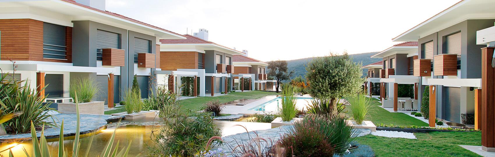 Mi'Marin Paşalimanı Villas