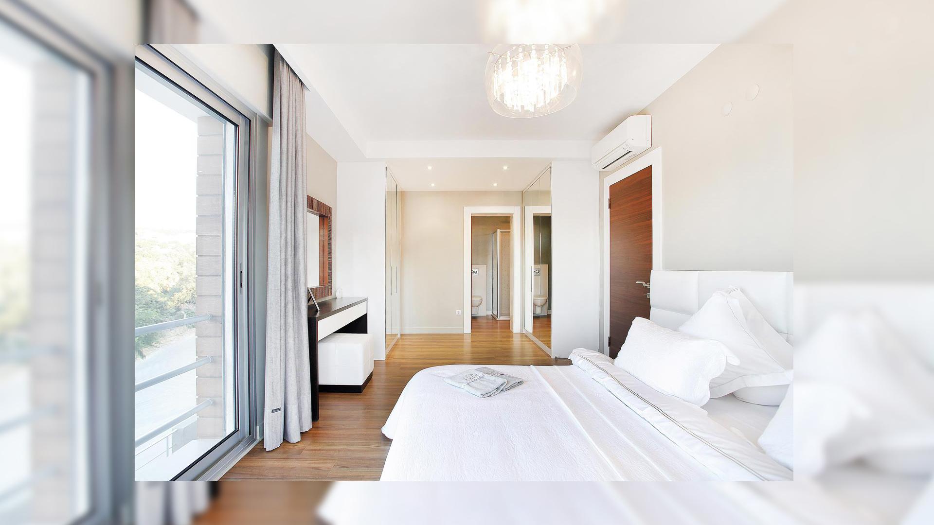 Mi'Marin Paşalimanı Villaları Yatak Odası