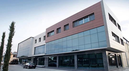 Nedu Management Building