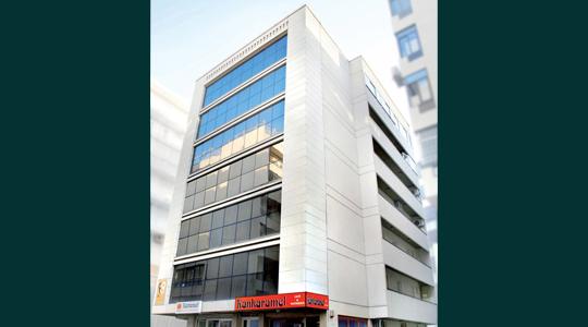 Türkmenoğlu Business Center